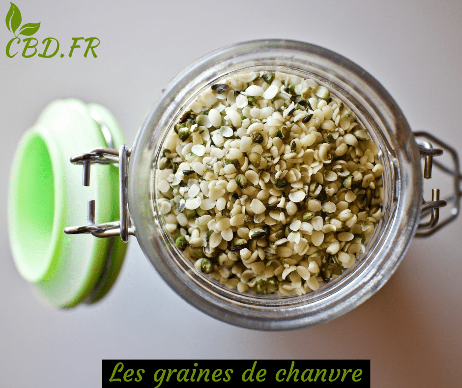 La magie de l'huile de graines de chanvre avec ses oméga-3 et oméga-6