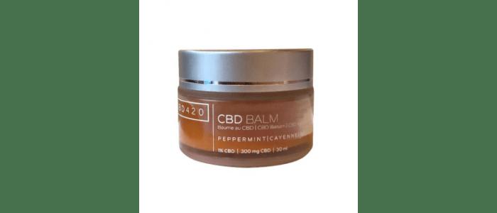 Baume CBD & ARNICA (CBD 420)