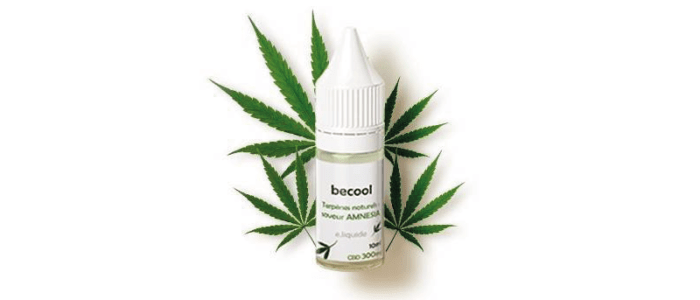 BeCool 300mg CBD Amnésia