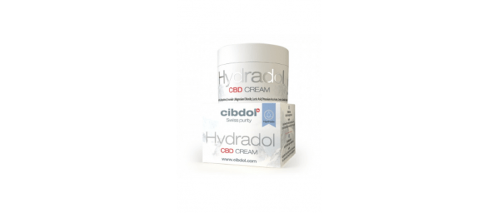 Crème Hydradol (50ml) Laboratoire Cibdol
