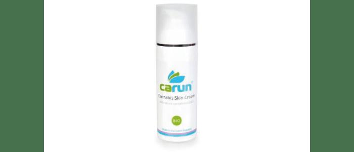 Crème pour la peau au chanvre – Carun
