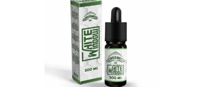 White window - CBD- 10ml
