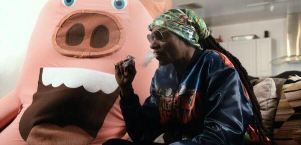 Snoop Dogg sur les aliments à base de plantes