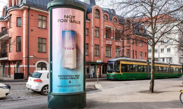 L'audacieuse campagne publicitaire finlandaise de YSUB pour faire bouger les lignes du CBD en Europe !