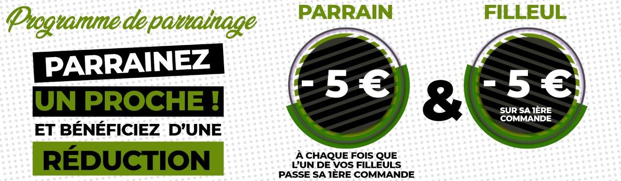 programme parrainage cbd.fr gagnez 5€ avec vos amis