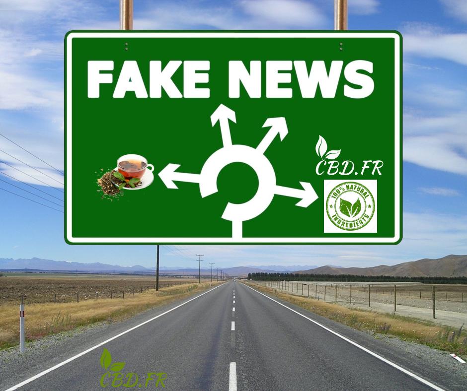 Produits au CBD : le vrai du faux, illustration