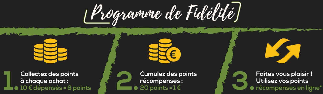 programme de fidélité de CBD.FR